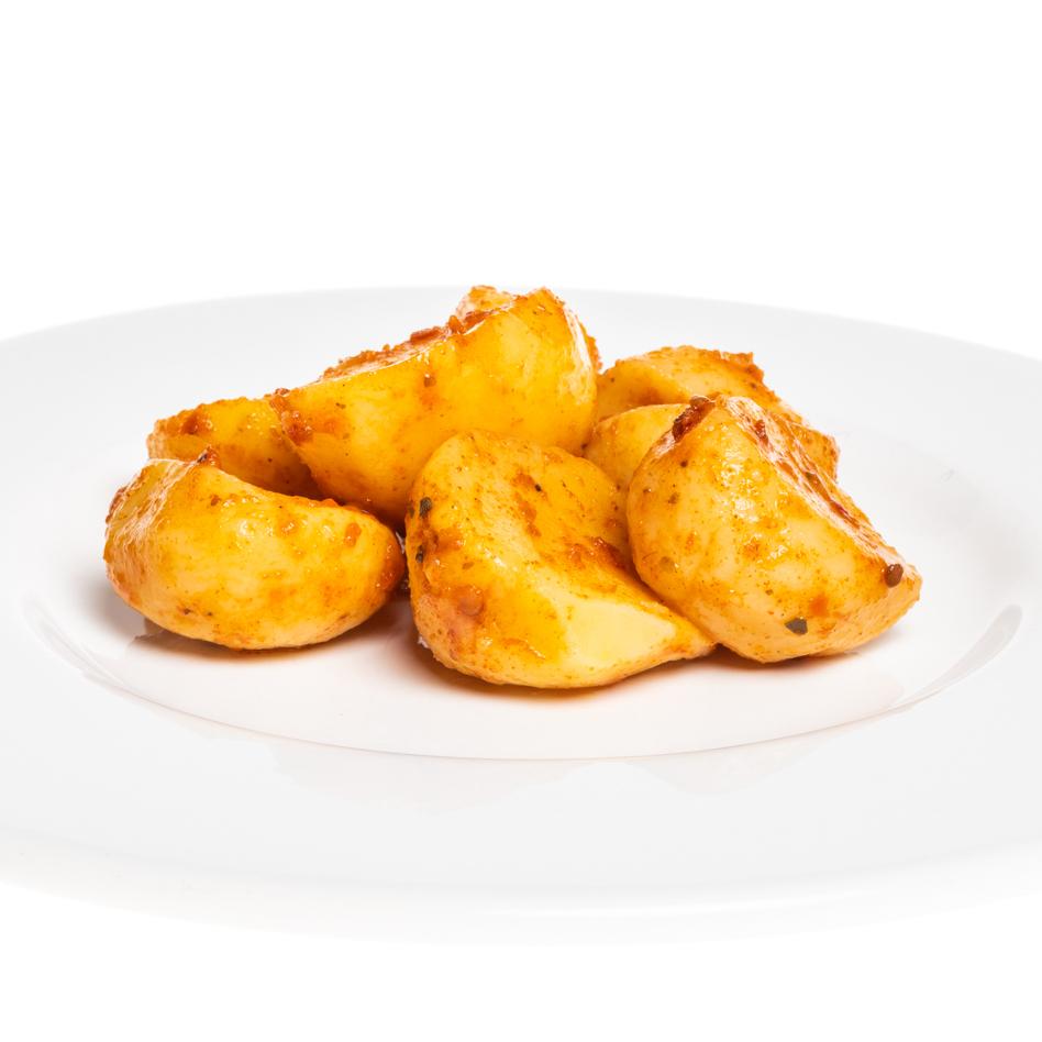 Halve krieltjes (spicy pepper)
