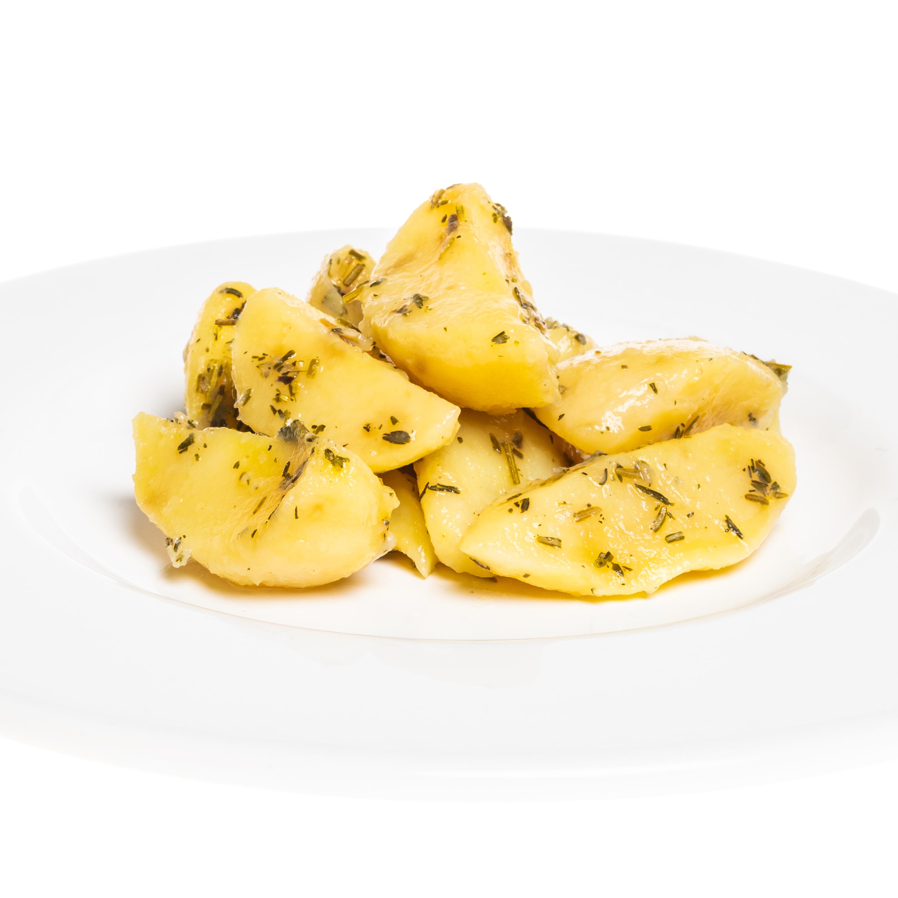 Provençaalse aardappelpartjes